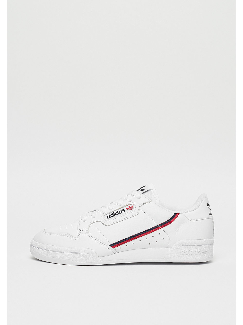 adidas Continental 80s ftwr white/scarlet/colle...