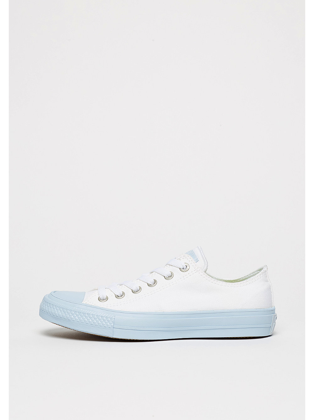 Converse Chuck Taylor All Star II Ox white/porp...