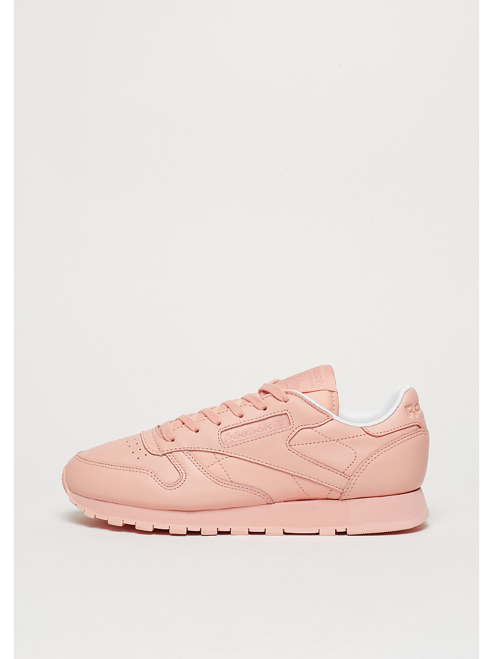 Schuh Classic Leather Pastels patina pink/white