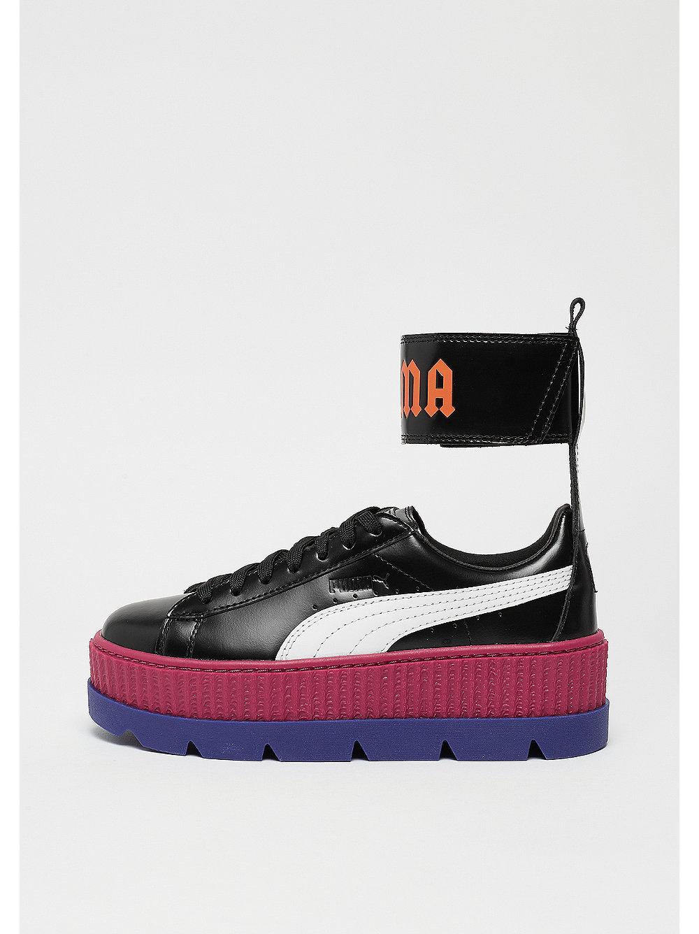 FENTY by RIHANNA Ankle Strap Sneaker Puma Black...
