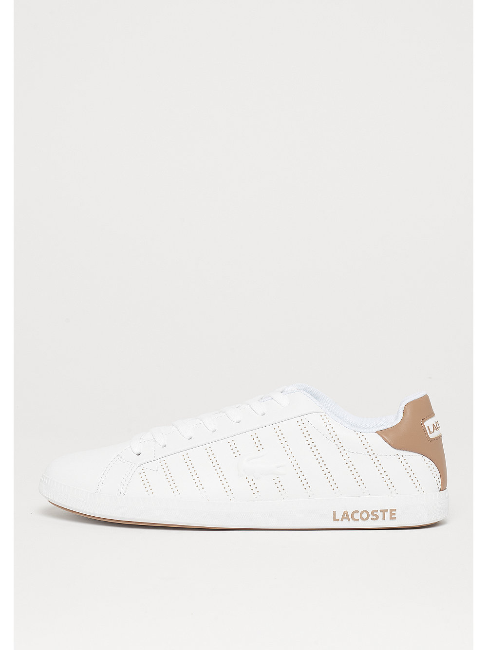 Lacoste Graduate 318 1SPM white/lt tan