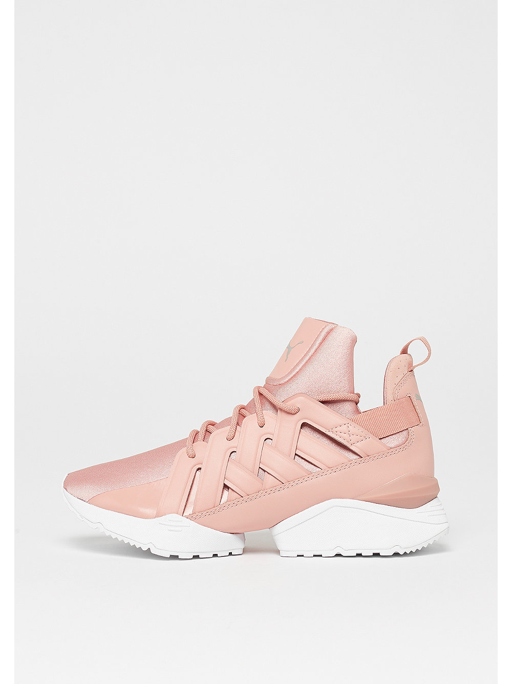Puma Muse Echo Satin EP peach beige-puma white