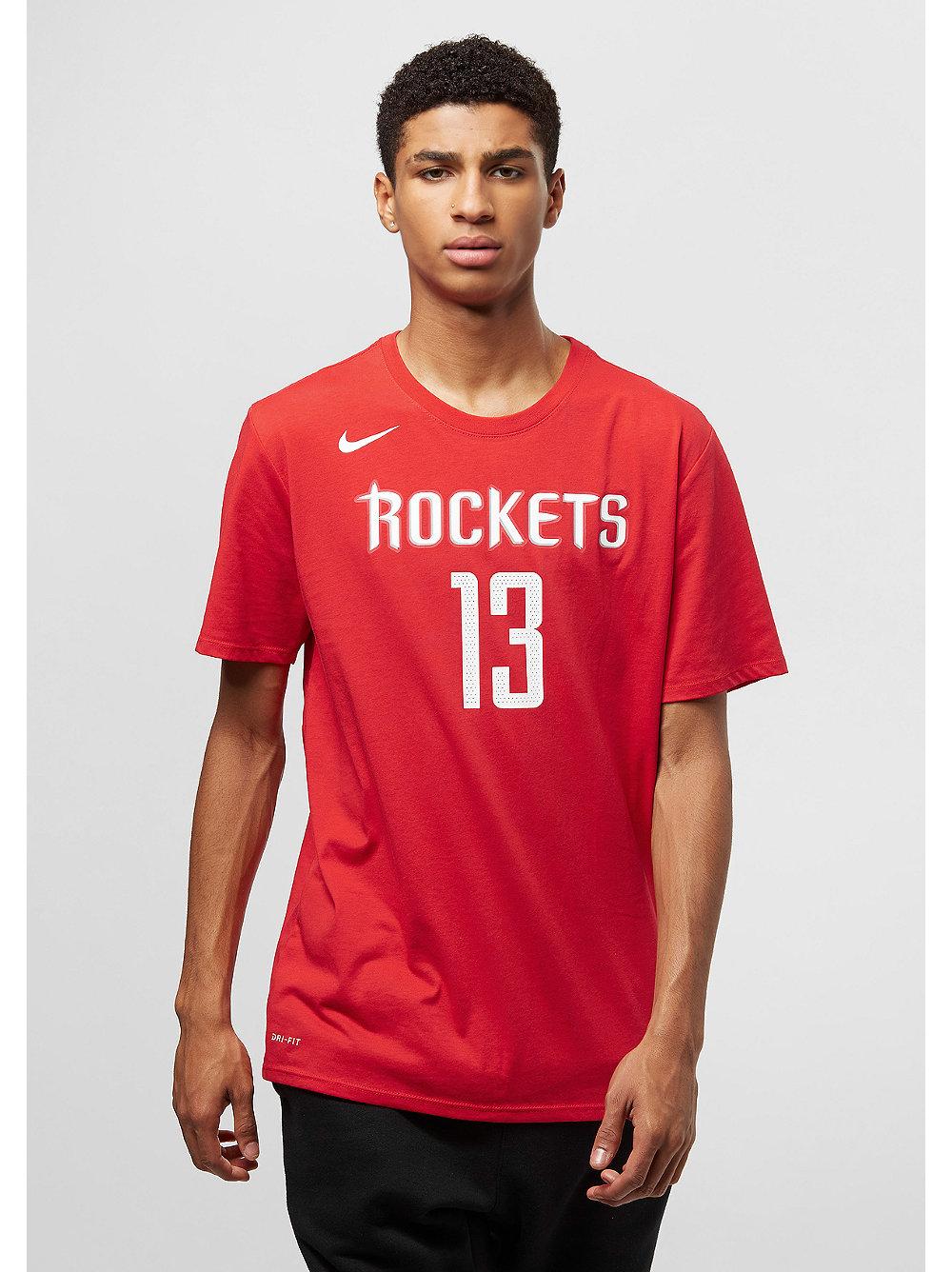 NIKE T-Shirt NBA Houston Rockets Harden