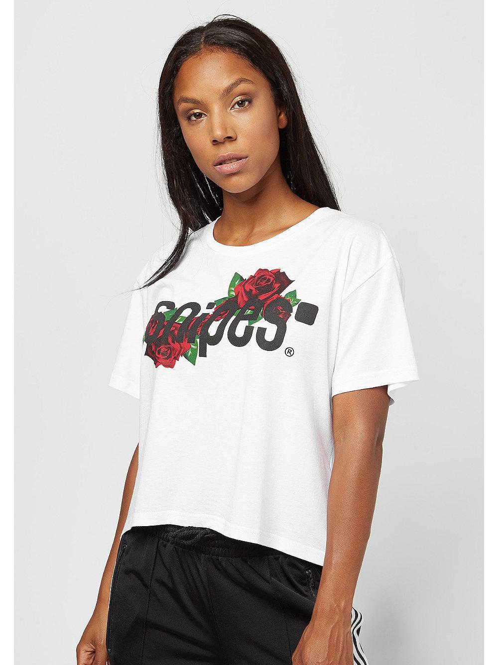 Roses Basic Logo white
