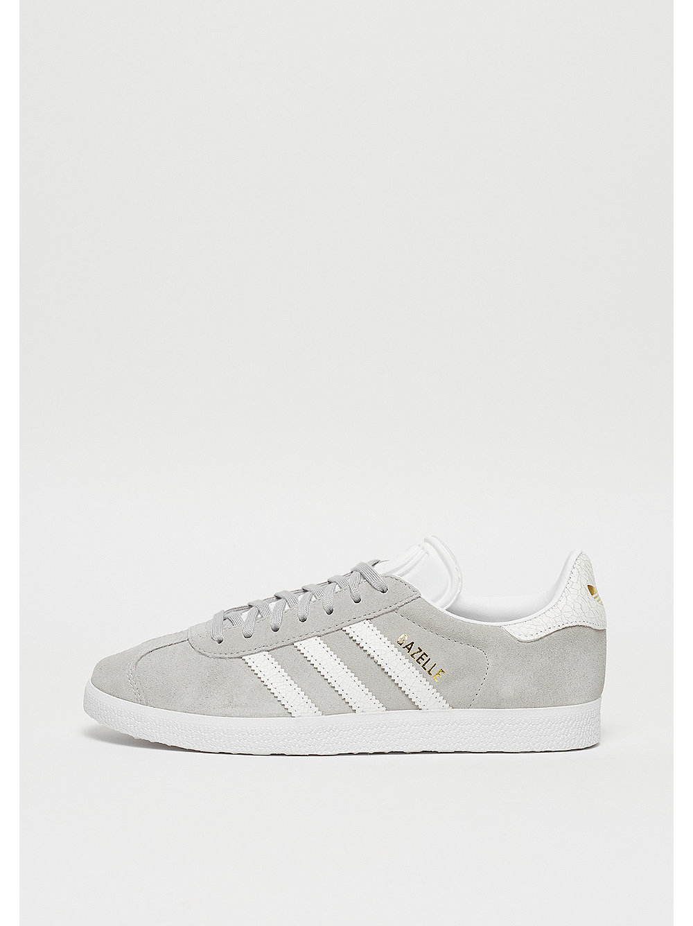 Gazelle W grey two/ftwr white/ftwr white