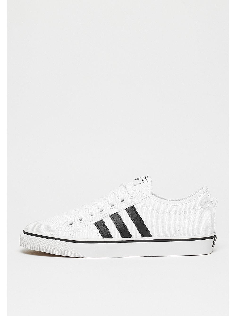 adidas Nizza ftwr white/core black/crystal white