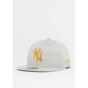 59Fifty MLB New York Yankees Jersey light graphite | Accessoires > Caps > Fitted Caps | Grau | Baumwolle | New Era
