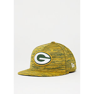 59Fifty NFL Green Bay Packers Engineered yellow/black | Accessoires > Caps > Fitted Caps | Gelb | Nylon | New Era