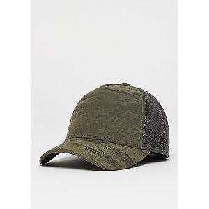 9Forty NE 3D Camo Trucker olive | Accessoires > Caps > Trucker Caps | Grün | Elasthan | New Era