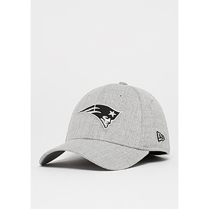 39Thirty NFL New England Patriots Heather gray/black | Accessoires > Caps > Fitted Caps | Grau | Elasthan | New Era