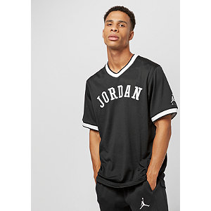 Jumpman Mesh Jersey black/white | Sportbekleidung > Trikots > Sonstige Trikots | Schwarz | Trikot - Polyester | JORDAN