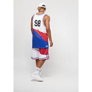 Basket Set blue red white   Sportbekleidung > Sporthosen > Basketballshorts   Multicolor   Trikot - Polyester   SNIPES