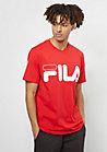 T-Shirt Urban Line Basic Classic Logo true red