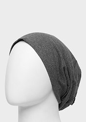 Beanie Jersey h.charcoal