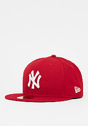MLB Basic New York Yankees scarlet