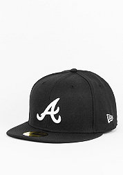 Fitted-Cap 59Fifty Basic MLB Atlanta Braves black