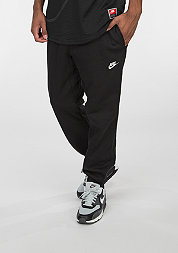 Trainingshose AW77 Cuff FLC black/white