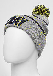 Beanie Cray grey/navy/yellow