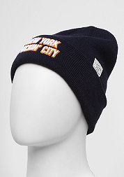 Beanie New York City nvy/wht