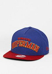 Snapback-Cap Character Arch Superman