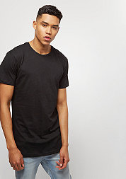 T-Shirt Shaped Long black