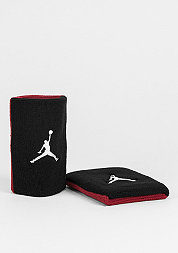 Schweißband Jumpman Wristband black/g.red/white