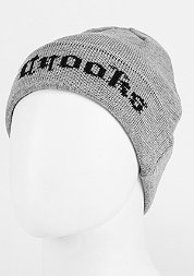 Beanie Black Order speckle grey