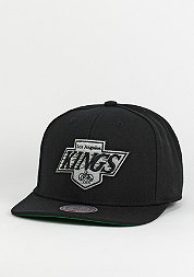 Snapback-Cap Wool Solid Los Angeles Kings black