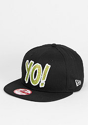 YO! 9Fifty black/limegreen