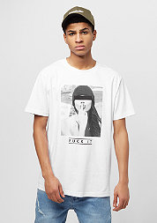 T-Shirt F#?KIT white