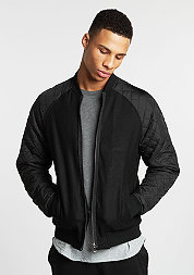 Jacke Diamond Nylon Wool black/black