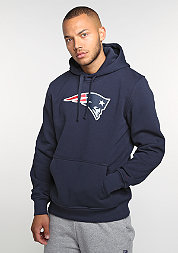 Hooded-Sweatshirt New England Patriots Team Logo navy