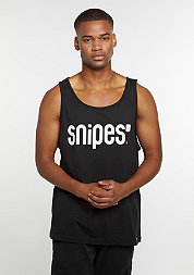 Tanktop Jersey Big black/white