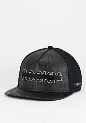 C&S Cap BL Dolladolla black/black croco
