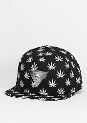 C&S Cap Budz n Stripes 2-Tone blk/wht