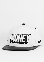 C&S Cap Mo Money white/black