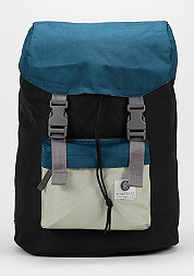 Rucksack Hook blue/caviar/light grey