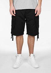 Cargo-Short Twill black