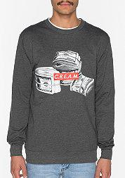Sweatshirt C.R.E.A.M. Bundle charcoal