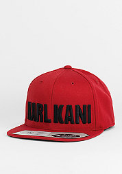 Snapback-Cap Zuben red/black