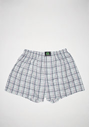 Boxershort Plaid blue/white/magenta