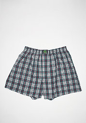 Plaid green/white/red