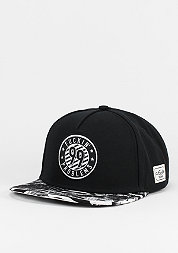 Snapback-Cap 99 FCKN Problems black/white
