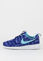 Laufschuh Wmns Roshe One Print royal/blue/platinum