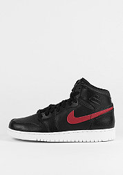 Basketballschuh Air Jordan 1 Retro High black/gym red