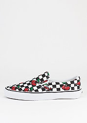 Classic Slip-On Cherry Checkers blk/wht