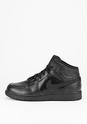 Basketballschuh Air Jordan 1 Mid BG black/black