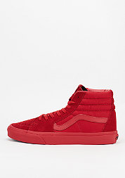 Schuh Sk8-Hi True red/black