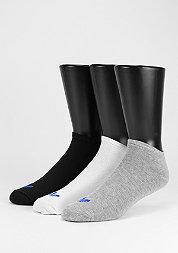 Sport-Socke Trefoil Liner white