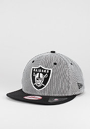 Snapback-Cap Nylon Mesh 9Fifty NFL Oakland Raiders